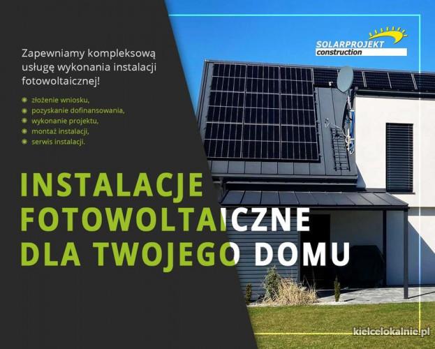 Instalacje Fotowoltaiczne Dofinansowanie 3 000 zł Szybki Montaż!